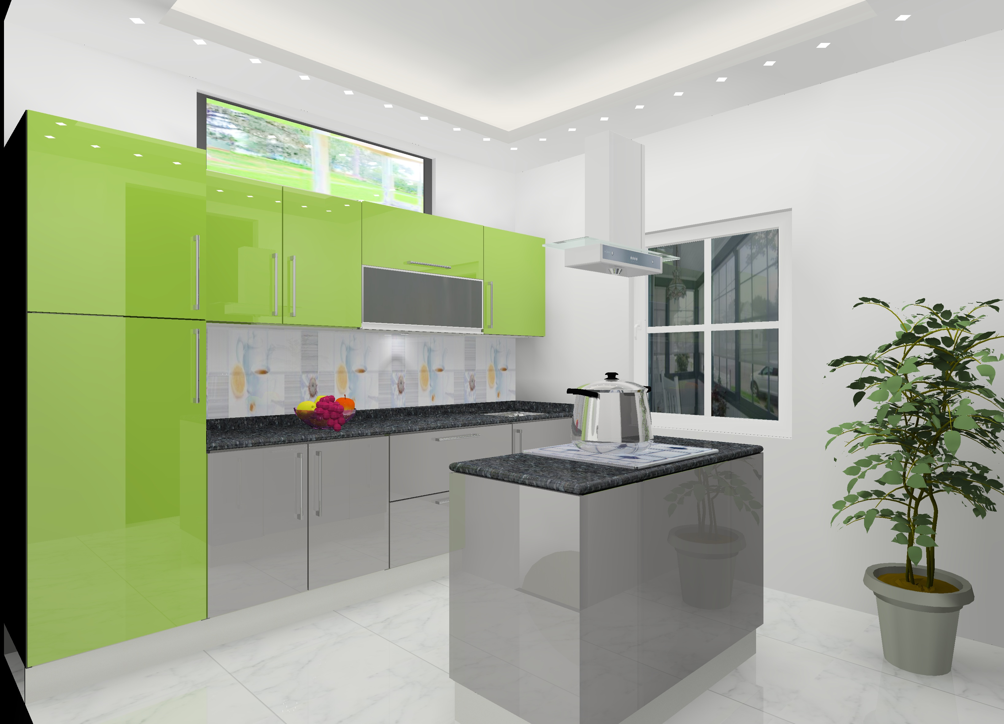Island Kitchen - Modular Kitchen Manufacturer in Delhi ...