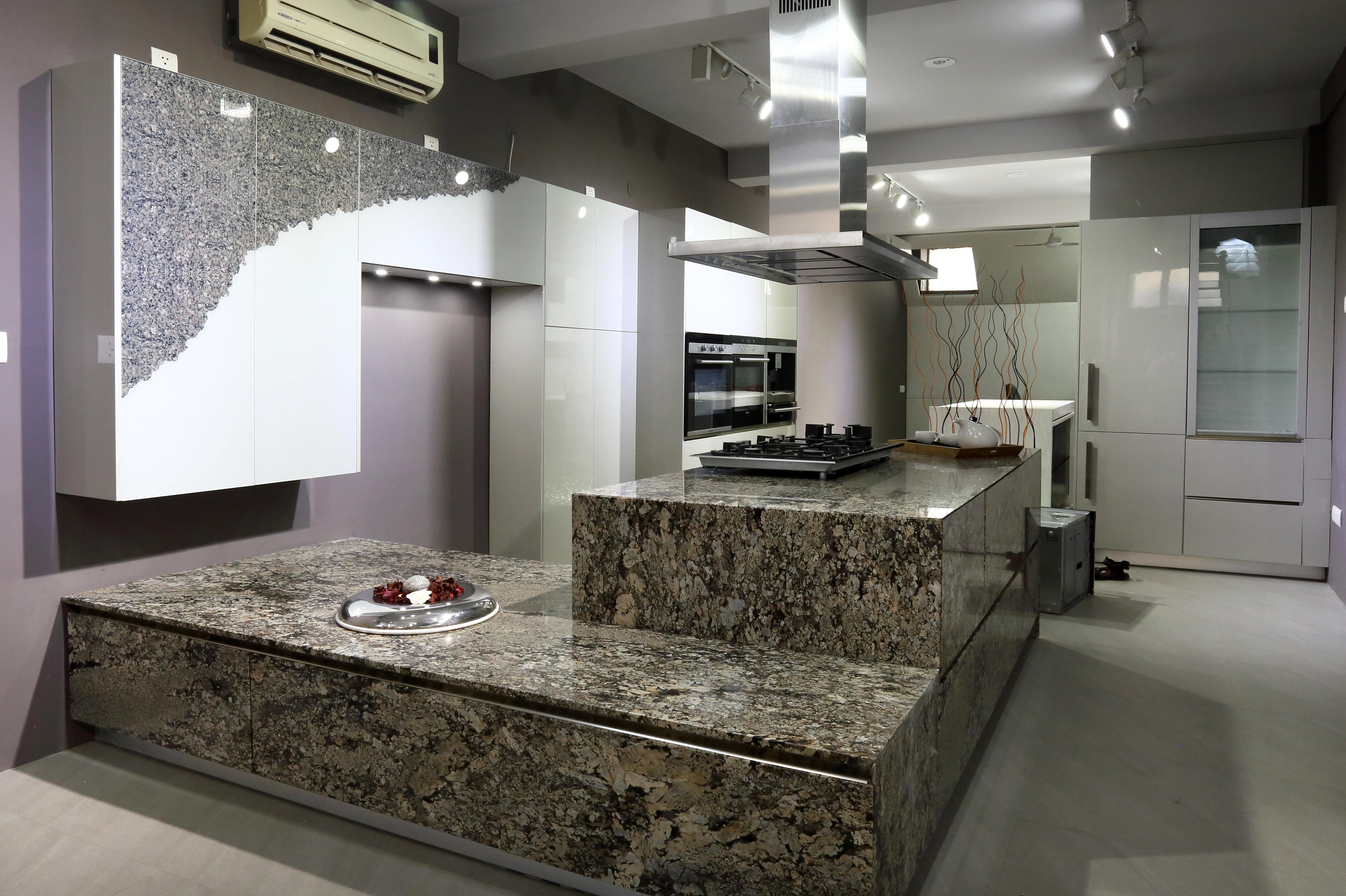 Stone Kitchen Modular Kitchen Manufacturer In Delhi