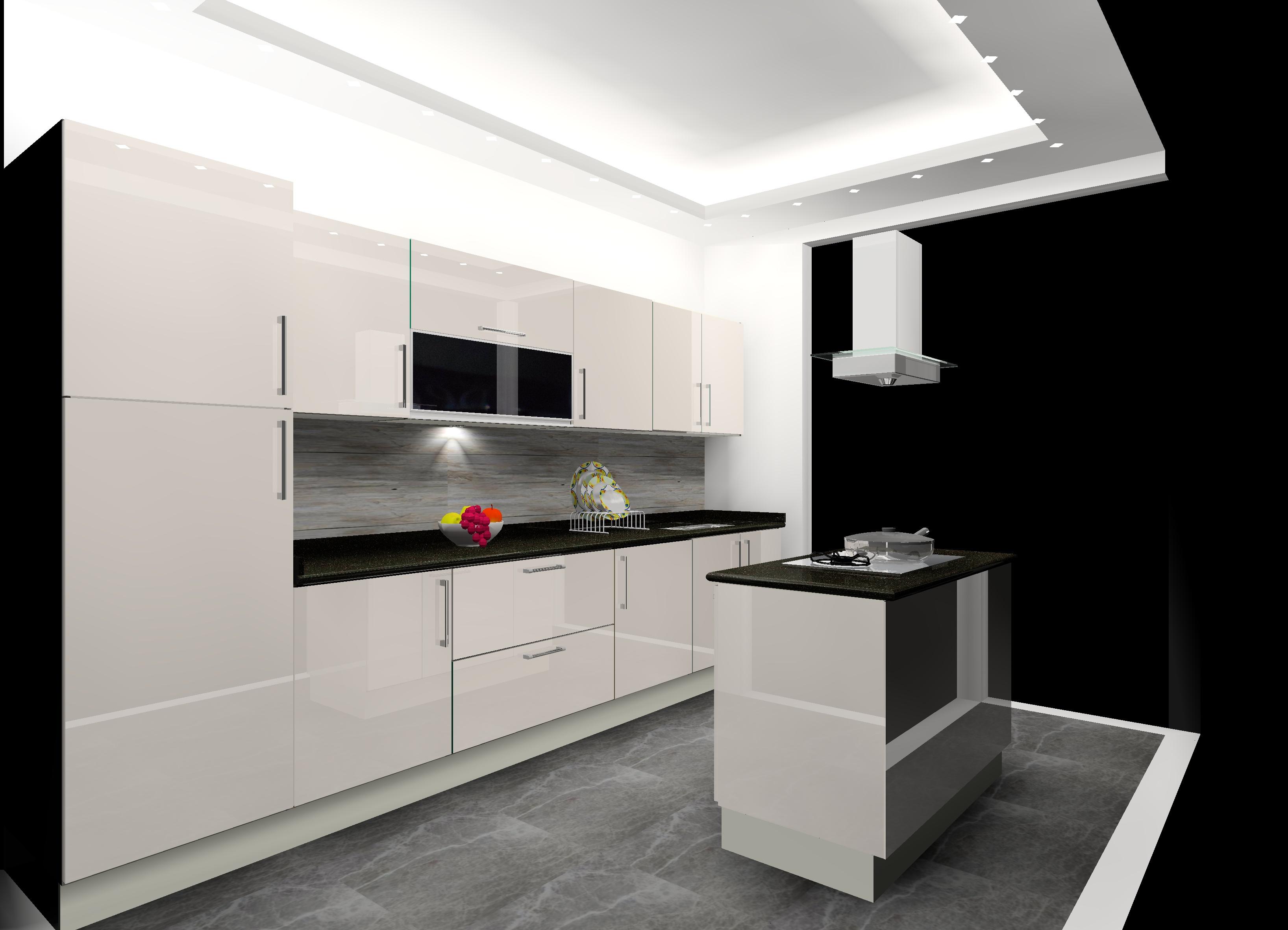 Island Kitchen   Modular Kitchen Manufacturer in Delhi ...